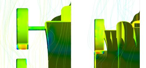 Undertray CFD Optimisation