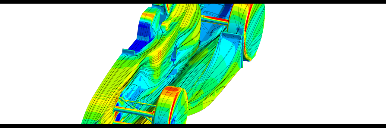 Fomula car CFD analysis